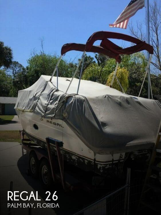 Used Regal 26 Boats For Sale by owner | 1998 Regal 26