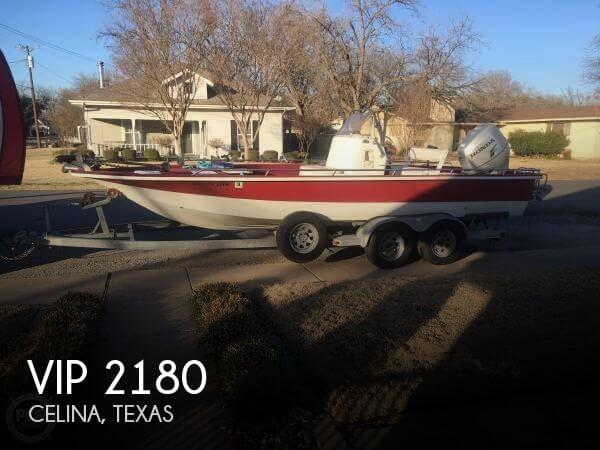 Used Boats For Sale by owner | 1997 VIP 21