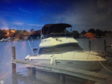 Sea Ray SRV 255 Sedan Bridge, 26', for sale - $12,500
