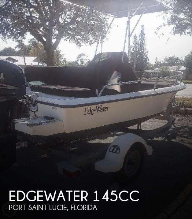 Used Edgewater Boats For Sale by owner | 2008 Edgewater 15
