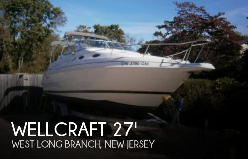 Used Wellcraft 27 Boats For Sale by owner | 1999 Wellcraft 27