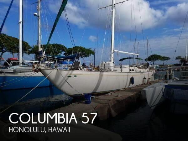 Used Columbia Boats For Sale by owner | 1973 Columbia 59