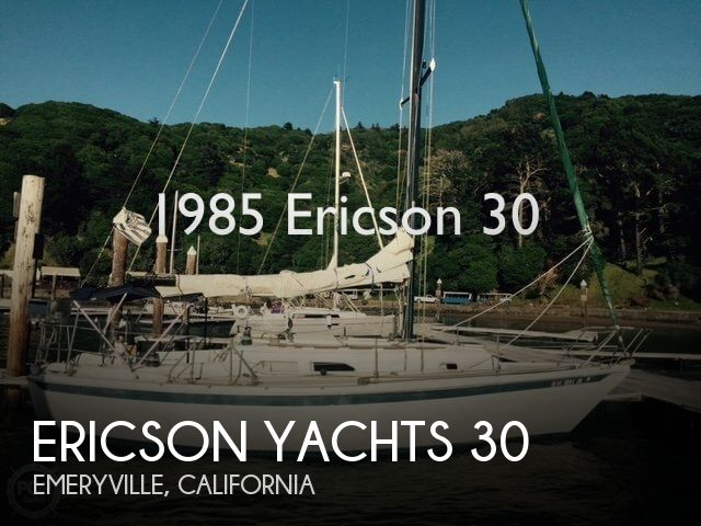 Used Ericson Boats For Sale by owner | 1985 Ericson Yachts 30