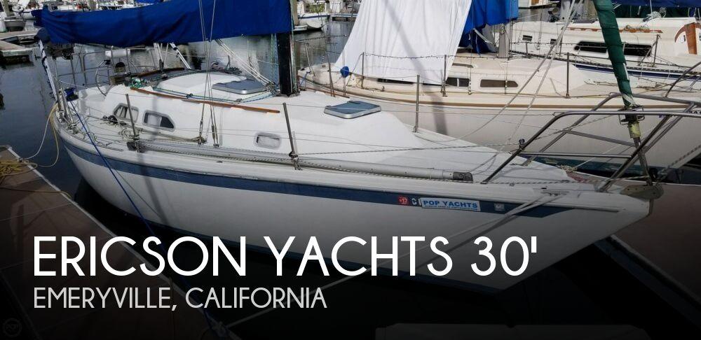 1985 Ericson Yachts 30 Plus