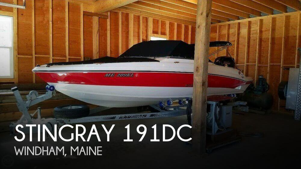 Used Stingray Ski Boats For Sale by owner | 2016 Stingray 19