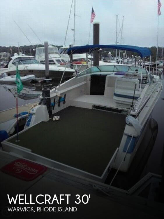 Used Wellcraft 30 Boats For Sale by owner | 1989 Wellcraft 30