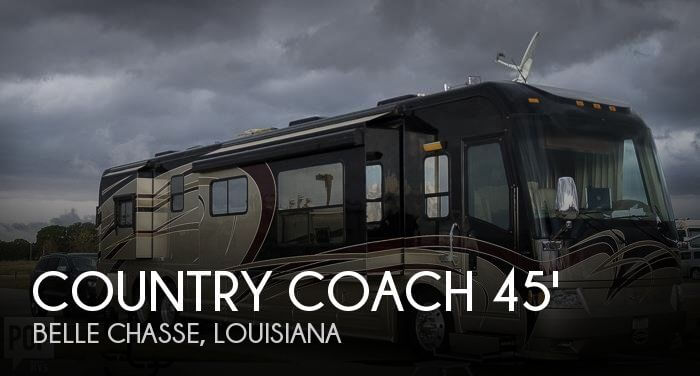 2006 Country Coach Country Coach Intrigue 530 Jubilee