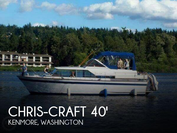Used Motoryachts For Sale in Washington by owner | 1966 Constellation 40