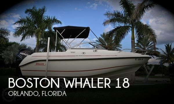 Used Boston Whaler 18 Boats For Sale by owner | 2008 Boston Whaler 18