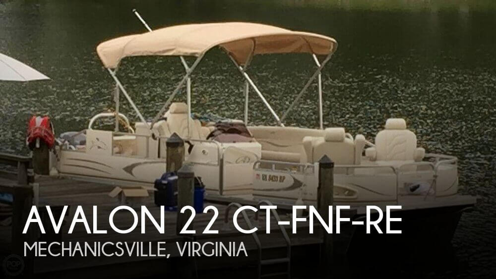 Used Avalon Boats For Sale by owner | 2010 Avalon 22