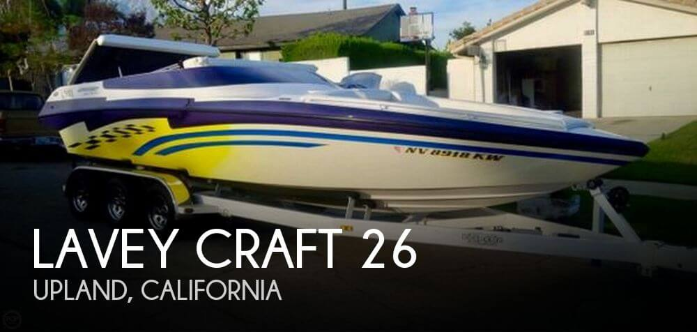 Used Lavey Craft Boats For Sale by owner | 1999 Lavey Craft 26