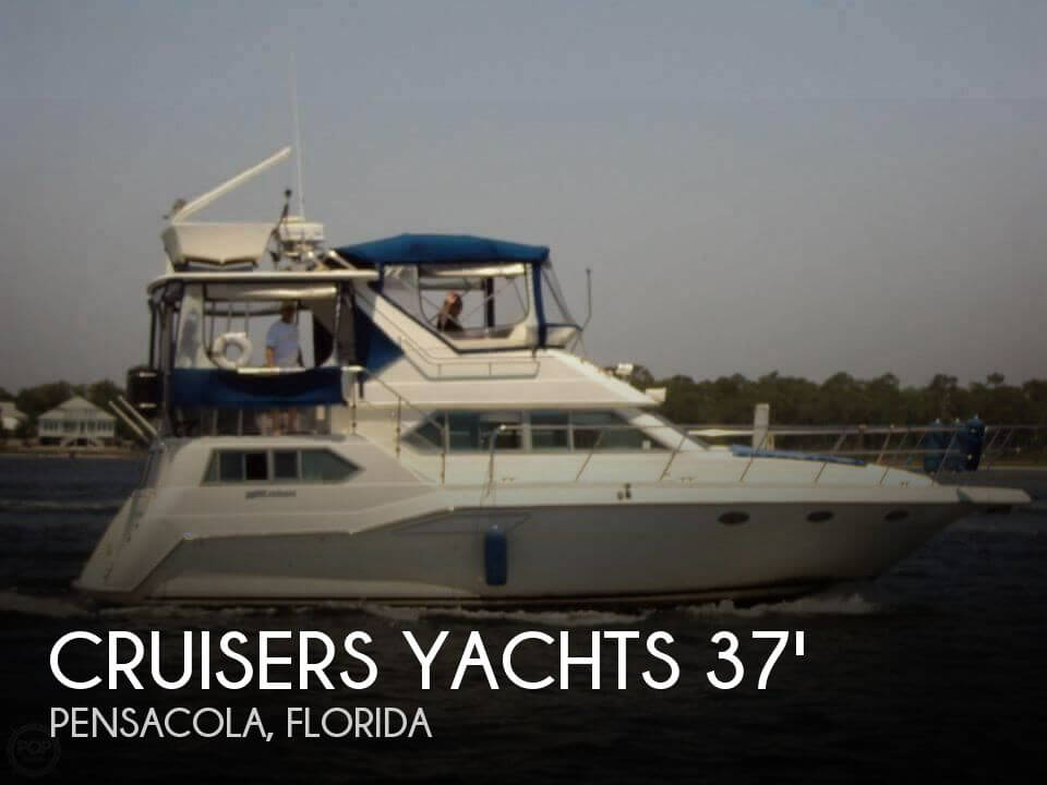 Used Boats For Sale in Mobile, Alabama by owner | 1994 Cruisers Yachts 37