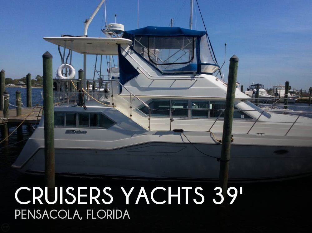 1994 CRUISERS YACHTS 3850 AFT CABIN for sale