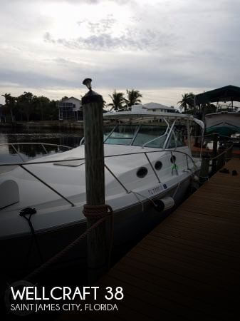 Used Wellcraft Boats For Sale in Florida by owner | 1999 Wellcraft 38