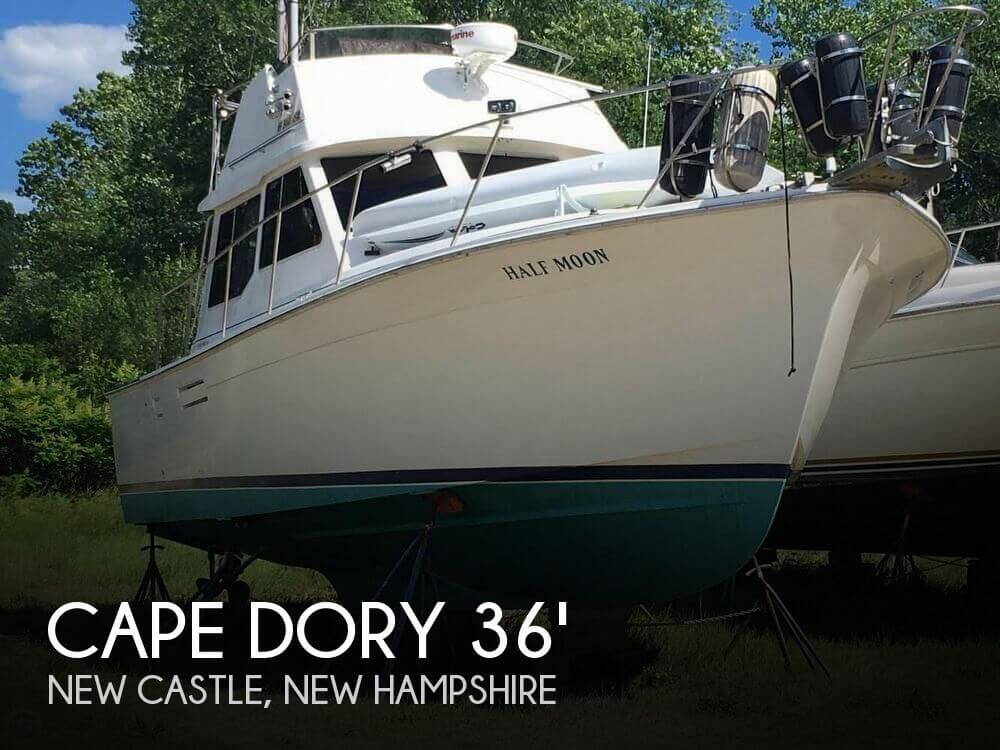 Used CAPE DORY Boats For Sale by owner | 1988 Cape Dory 35