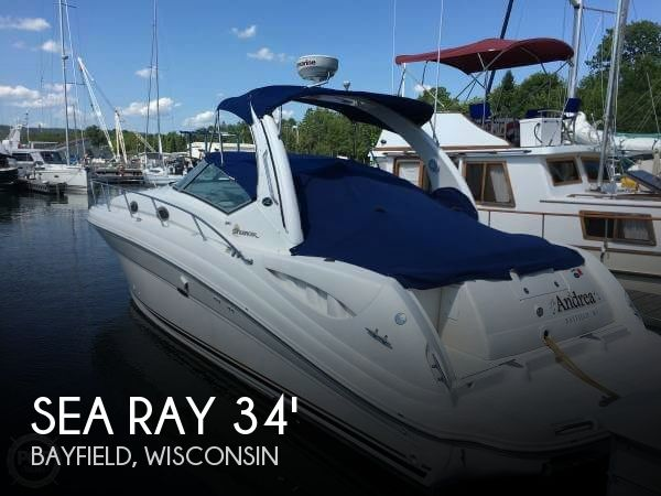 Used Boats For Sale in Duluth, Minnesota by owner | 2003 Sea Ray 37
