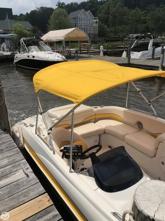 2013 Tahoe boat for sale, model of the boat is 215XI & Image # 2 of 39