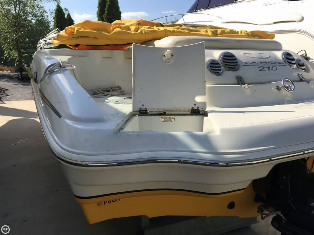2013 Tahoe boat for sale, model of the boat is 215XI & Image # 13 of 39