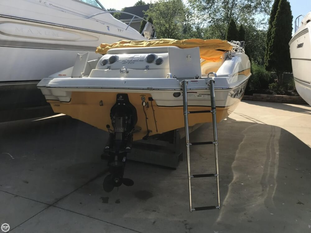 2013 Tahoe boat for sale, model of the boat is 215XI & Image # 11 of 39