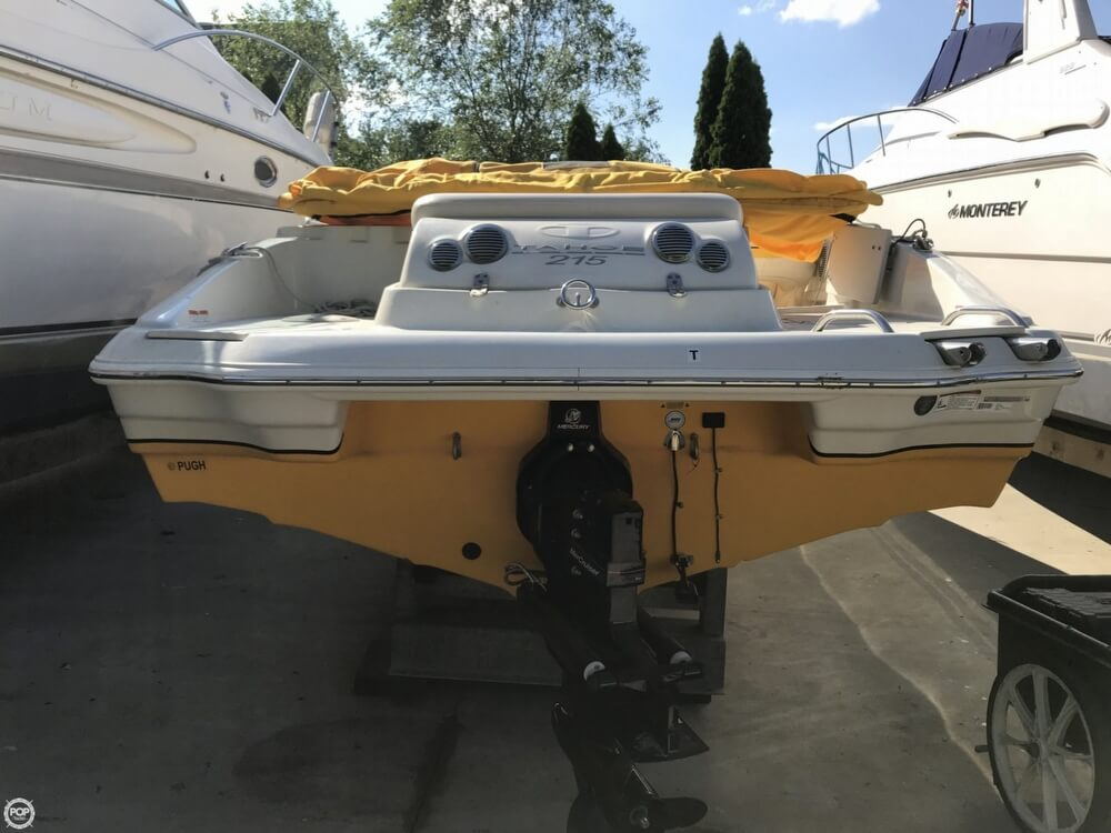 2013 Tahoe boat for sale, model of the boat is 215XI & Image # 9 of 39