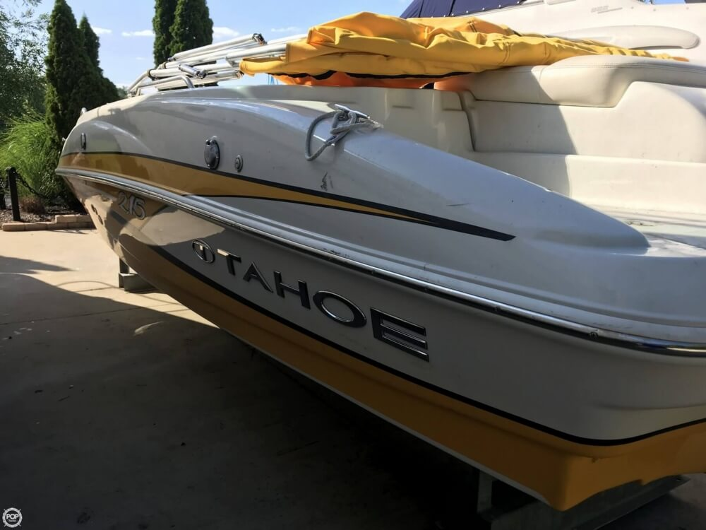 2013 Tahoe boat for sale, model of the boat is 215XI & Image # 14 of 39