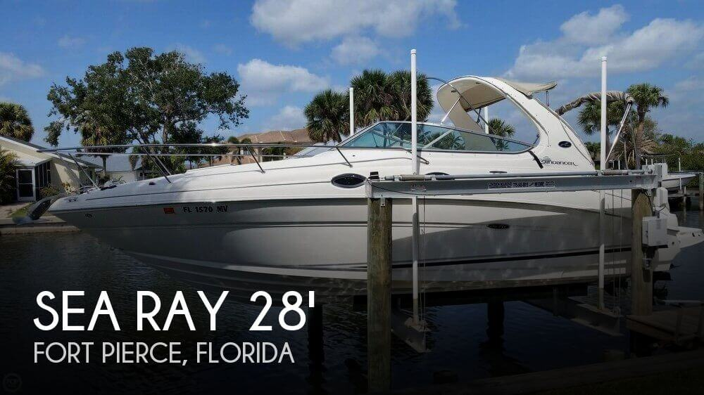 Used Boats For Sale by owner | 2005 Sea Ray 31