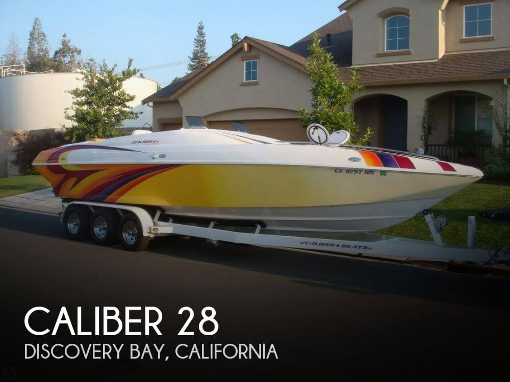 Used Caliber Boats For Sale by owner | 2003 Caliber 28