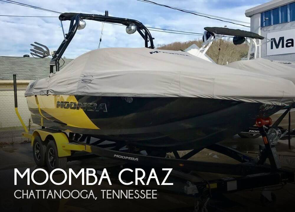 Used Moomba Boats For Sale by owner | 2016 Moomba 22