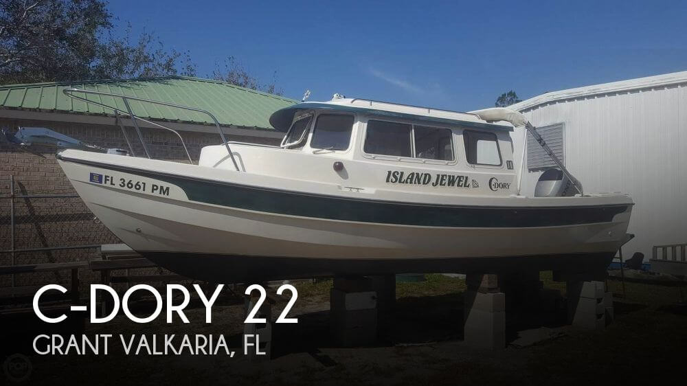 Used C-Dory Boats For Sale by owner | 2000 C-Dory 22