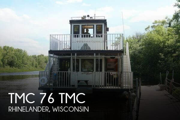 Used Boats For Sale in Wausau, Wisconsin by owner | 1989 TMC 76 TMC
