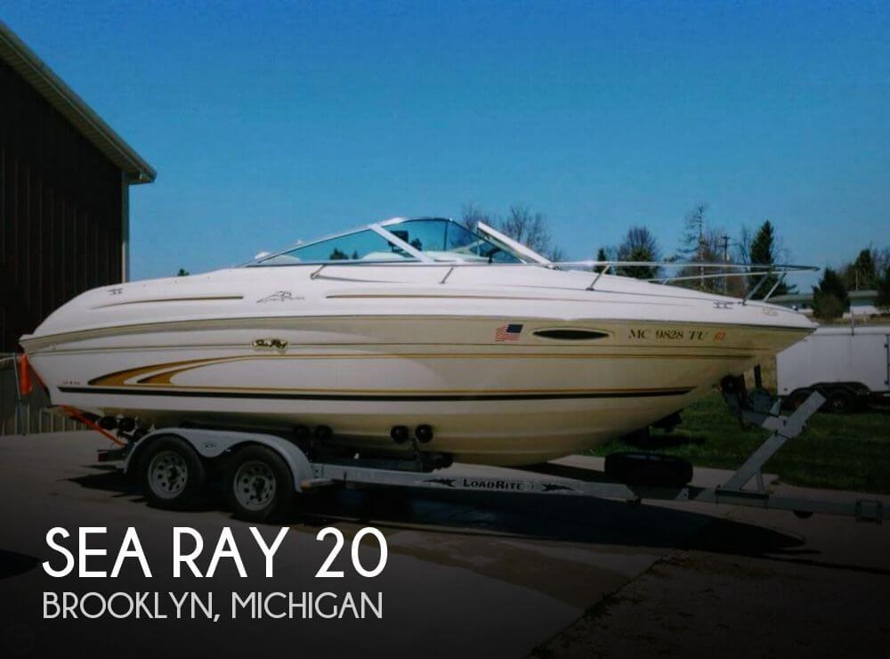 1999 Sea Ray 20
