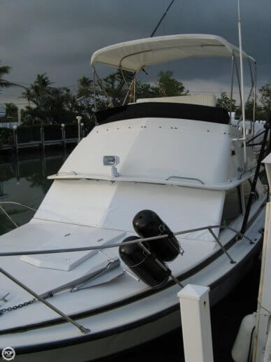 Bertram 28, 28', for sale - $27,700