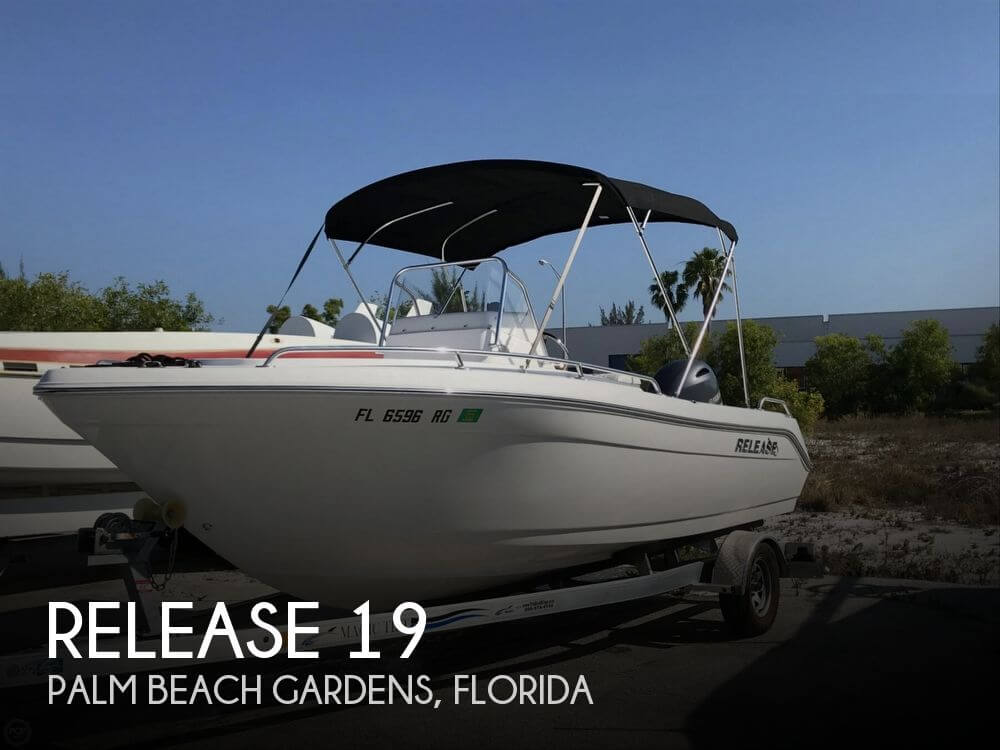 Used Release Boats For Sale by owner | 2016 Release 19