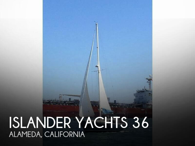 Used Boats For Sale in Santa Cruz, California by owner | 1979 Islander Yachts 36
