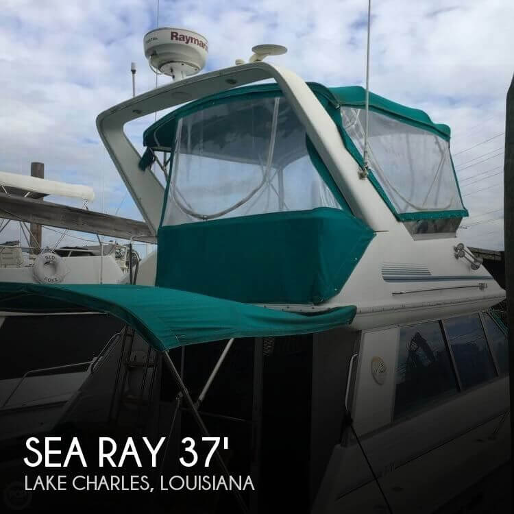 Used Fishing boats For Sale in Louisiana by owner | 1991 Sea Ray 37
