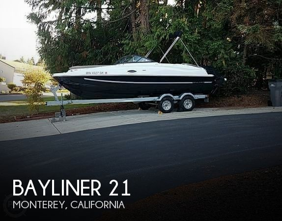 Used Bayliner 21 Boats For Sale by owner | 2016 Bayliner 21