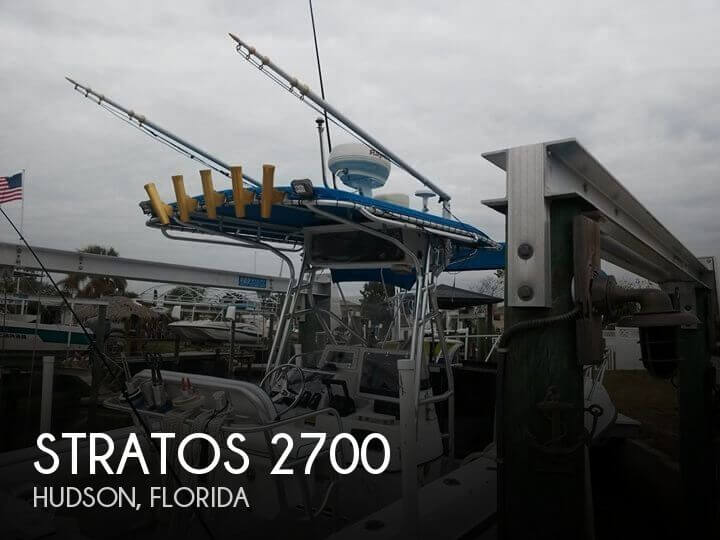 Used Stratos Boats For Sale by owner | 1998 Stratos 28
