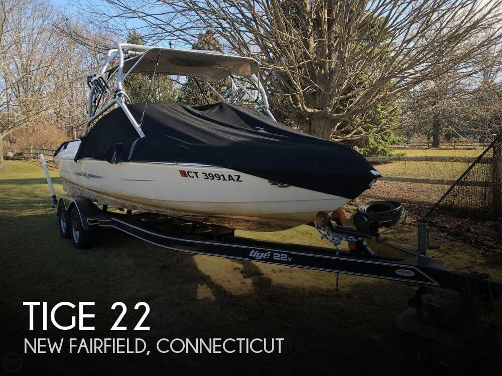 2004 TIGE 22 for sale