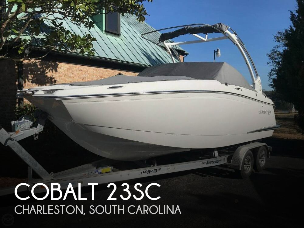 Used Boats For Sale in Charleston, South Carolina by owner | 2018 Cobalt 23