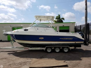 Aquasport 275 Explorer, 27', for sale - $33,400