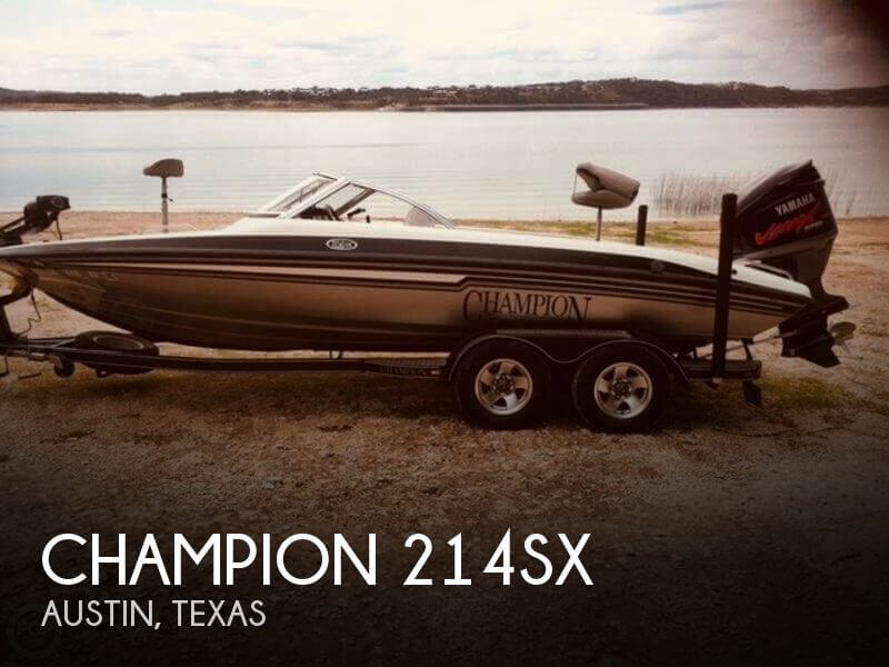 Used Champion Boats For Sale by owner | 2009 Champion 21