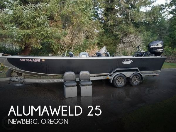 Used Alumacraft Boats For Sale by owner | 2005 Alumaweld 25