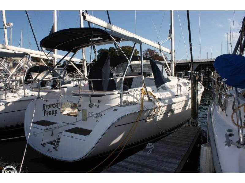 2006 Hunter boat for sale, model of the boat is 38 & Image # 4 of 40