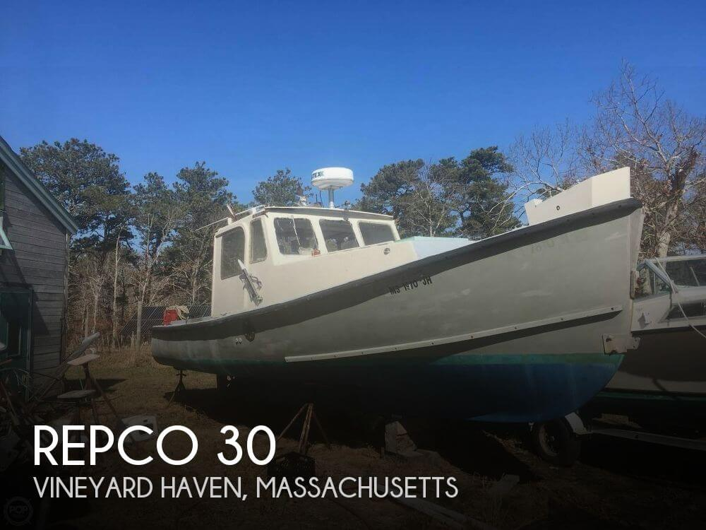 Used Boats For Sale by owner   1970 Repco 30