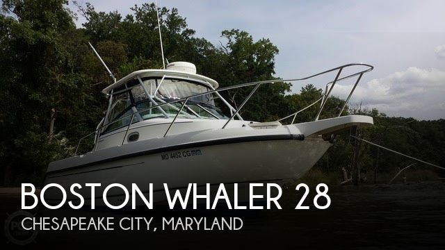 Used Boats For Sale in Reading, Pennsylvania by owner | 2005 Boston Whaler 28