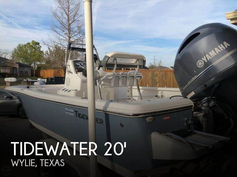 Used Tidewater Boats For Sale by owner | 2015 Tidewater 20