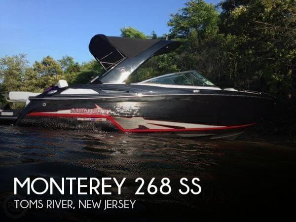 Used Monterey Boats For Sale by owner | 2015 Monterey 26