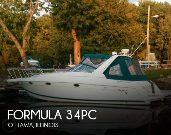 Used Boats For Sale in Peoria, Illinois by owner | 1999 Formula 37