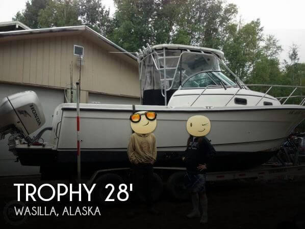 Used Trophy Boats For Sale by owner | 1997 Trophy 28