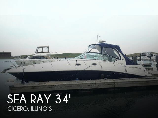 Used Sea Ray 37 Boats For Sale by owner | 2004 Sea Ray 37